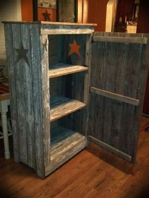 Sids Pantry a pantry sid made from barn siding primitives in pantry and pallets