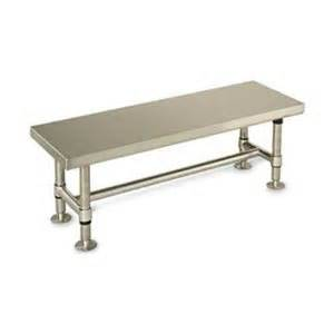 cleanroom bench cleanroom gowning bench 48 in workbenches amazon com