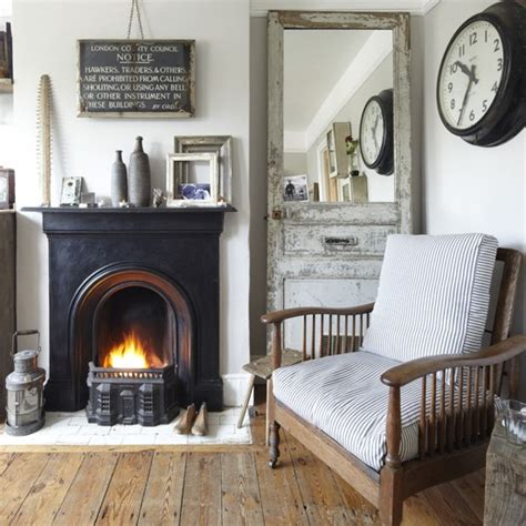living room be inspired by this vintage style terraced