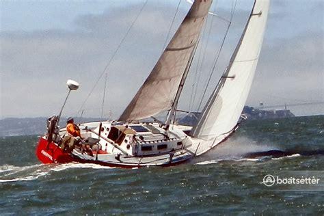 j boats inc rent a 1987 35 ft j boats inc j 35 cu in emeryville ca