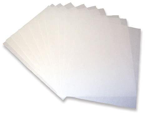 Paper For - fusing photo paper 10 pack fusible delphi glass