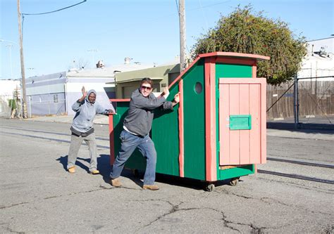 gregory kloehn repurposes trash into vibrant houses for