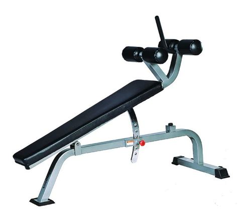 adjustable sit up bench elevation series ct2052 adjustable decline sit up bench