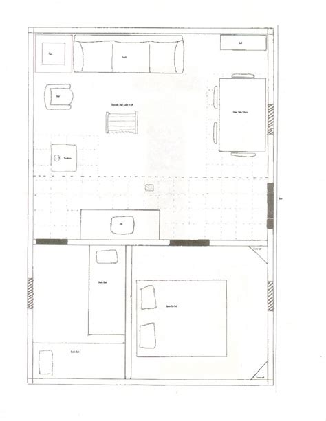 16 X 16 Cabin Floor Plans by Pdf 16 X 24 Cabin Floor Plans Plans Free