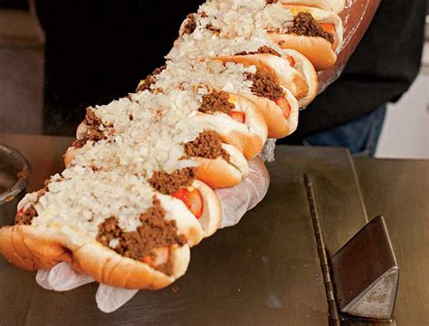Olneyville New York System   Hot Wieners   New England Today