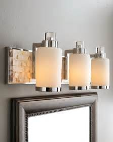 Contemporary Bathroom Vanity Lights Capiz Shell Mosaic Tile Of Pearl Bathroom Vanity Light Bar Contemporary Bathroom