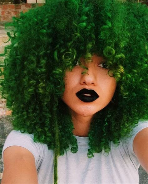 afro hair styles and cuts and color 17 best ideas about dyed curly hair on pinterest crazy