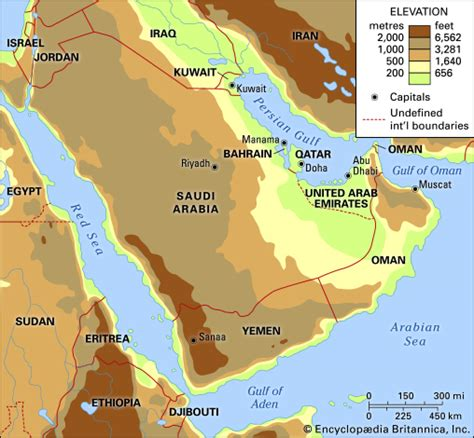 arabian peninsula map seven 517 middle east map arabian peninsula wsource