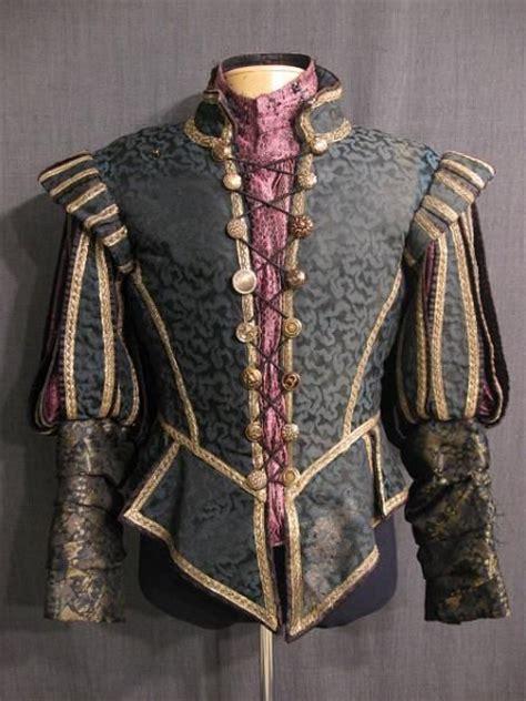 casaca hombre siglo xvi renaissance costume