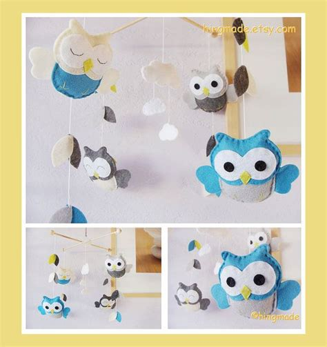 pattern for felt owl mobile 17 best images about owlowlowl on pinterest baby mobile
