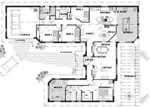 5 bedroom floor plans australia australian 5 bedroom dream home house plans