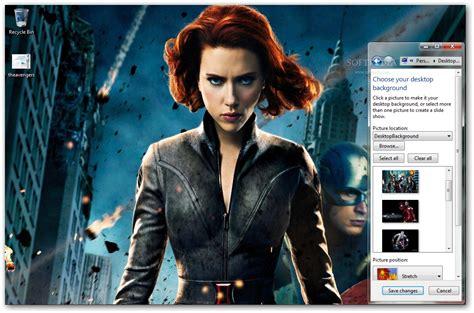 theme for windows 7 avengers the avengers windows 7 theme download