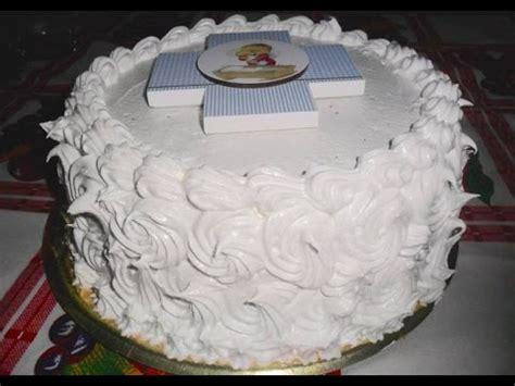 tutorial de decoraci n de tortas c mo hacer una torta como decorar tortas de bautismo youtube