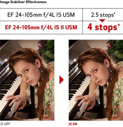 ef 24 105mm f/4l is ii usm
