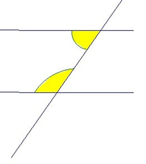 Co Interior Angles Are Equal by Oska S Geotime Angles And Parallel Lines