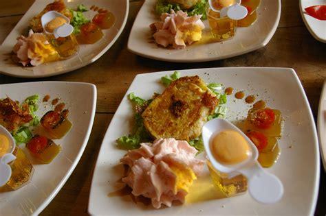 cuisine mol馗ulaire restaurant repas romantique essayez la cuisine ou la gastronomie