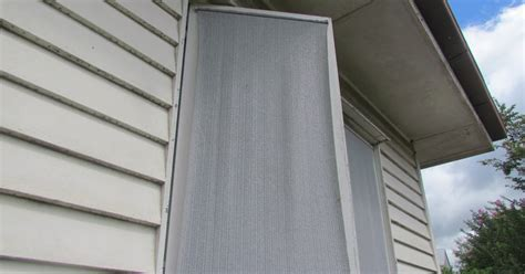 Cloth Window Coverings Bits Around The House Shade Cloth Window Blinds