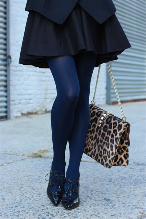 colored tights trend it or it secrets of a