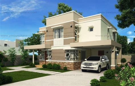 miami home design mhd modern house design series mhd 2012006 pinoy eplans