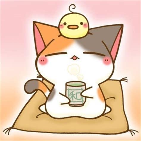 고양이 캐릭터 사진