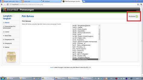 tutorial joomla 2 5 bahasa indonesia serba serbi membuat website dengan joomla