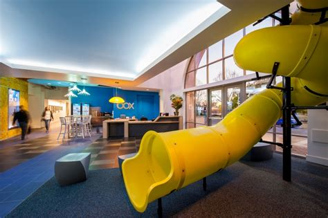 Office Playground by The Playful About Office Slides