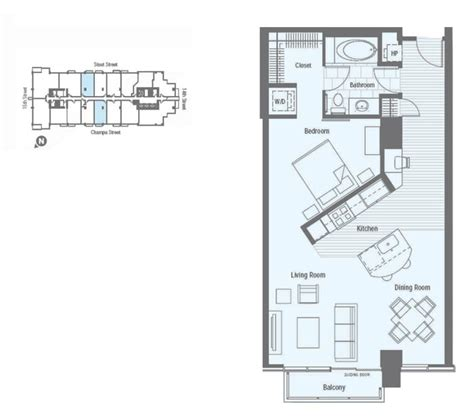 Spire Denver Floor Plans | an in depth look at apt lofts in denver slow home studio