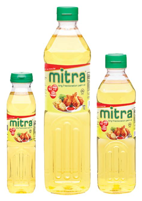 Minyak Goreng Mitra cooking