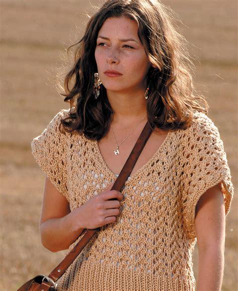 best women women s lacy top knitting pattern free knitting patterns