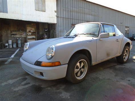 Project Porsche For Sale by German Classic 1972 Porsche 911 2dr Project For Sale