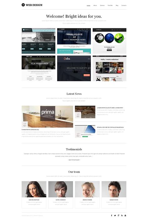 Drupal 404 Template by Design Studio Drupal Template 49162
