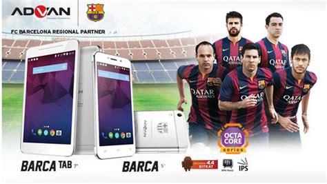 Advan Barcelona advan el fabricante m 243 vil que patrocina al fc barcelona el androide libre