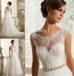 vestidos de novia baratos y hermosos fotos 2017 2018
