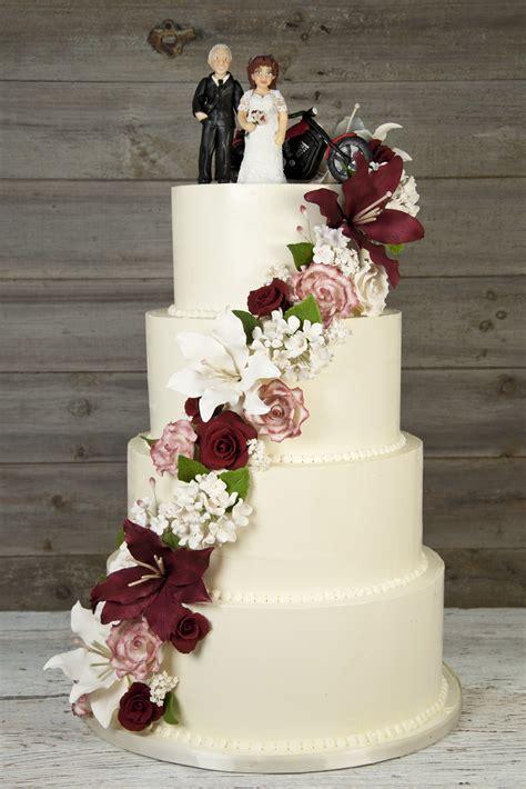 Wedding Cakes Toronto by Custom Wedding Cakes For The Of Cake