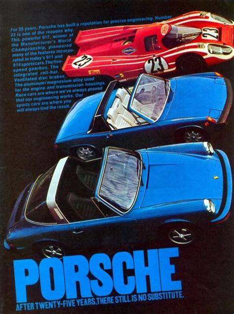 vintage porsche ad 23 brilliant vintage porsche ads airows