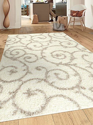magnificent scroll area rugs rugshop cozy contemporary scroll indoor shag area rug 7