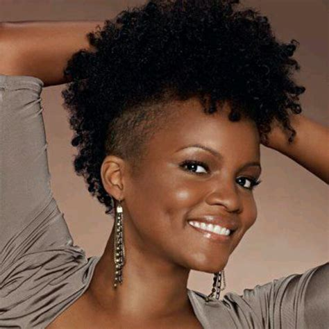frohawk hairstyle pics frohawk natural hair pinterest