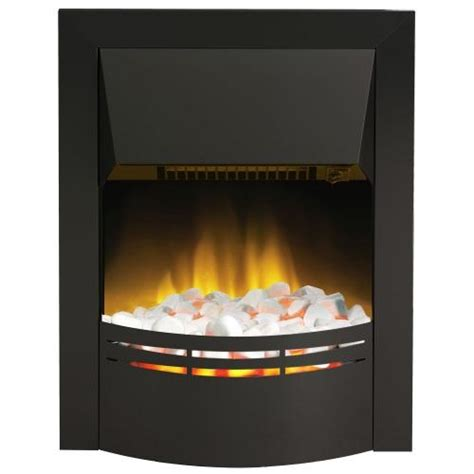 Optiflame Fireplace by Dimplex Dakota Dkt20bl Optiflame 2kw Led Electric Inset