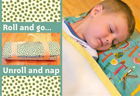 Roll Up Nap Mat by Cozy Kid S Roll Up Nap Blanket Sew4home