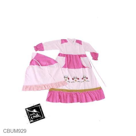 Baju Koko Anak Gamis Anak Size 8 gamis anak ainun motif bunga no 7 8 baju muslim anak