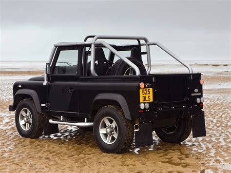 land rover defender svx land rover defender 90 svx soft top convertible with