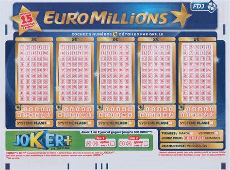 Euromillion Grille by Tous Les Changements Du Nouveau Euromillions 10 Mai 2011