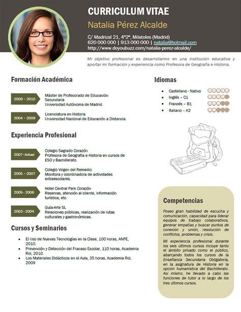 Modelo De Curriculum Vitae Para Trabajo De Docente Modelo De Curriculum Vitae Docente Escuela Modelo De Curriculum Vitae
