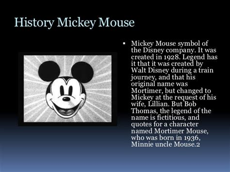 la verdadera istoria de micki mouse mickey mouse lina y t6aty 1