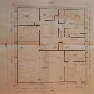 plan de la grange renovation grange