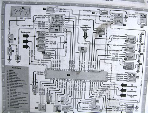 peugeot 306 phase 3 wiring diagram wiring diagram