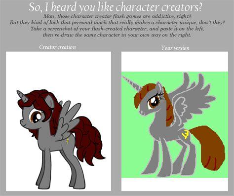 Meme Character Creator - my character creator meme by littledoegiuli95 on deviantart