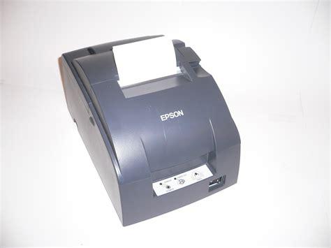 Epson Tm U220d Serial Manual tm u220 advanced printer driver
