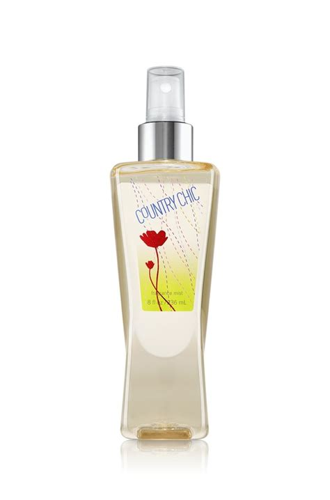 Bath And Works Fragrance Mist Francais Collection bath works country chic signature collection fragrance mist