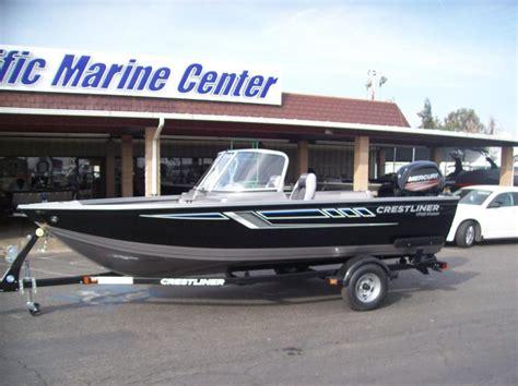 boats for sale madera california crestliner 1700 vision boats for sale in madera california